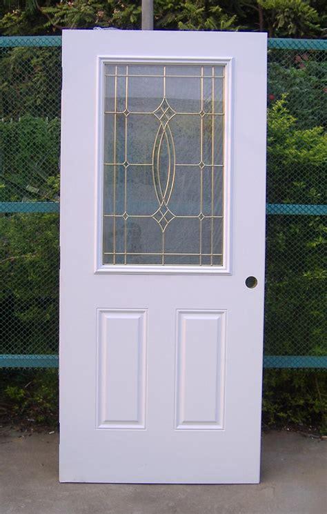 glass panel door glass panel door modern home house design ideas