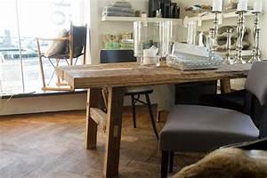 Möbel Aus Altholz : manum m bel aus altholz tisch wabi aus altholz ~ Frokenaadalensverden.com Haus und Dekorationen