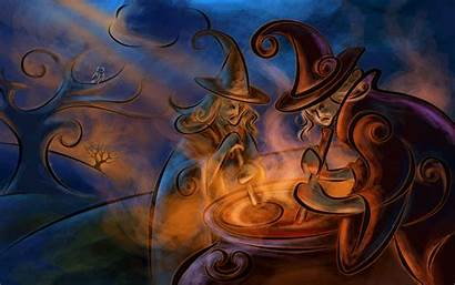 Wallpapers Witch Backgrounds Witches Background Wallpapersafari