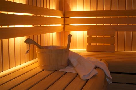 Saunas May Help Lower Blood Pressure Naturally