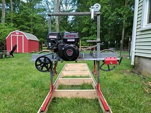 How I Built a Sawmill in the Backyard Make: