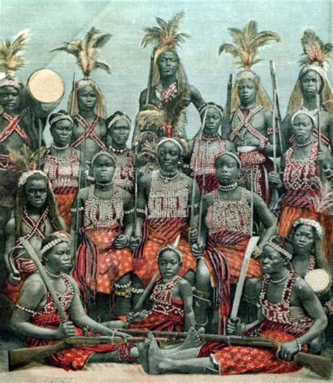 10 fearless black warriors throughout history