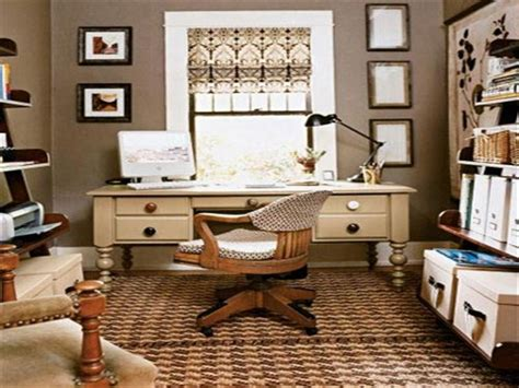 Small Home Office Furniture, Small Home Office Decorating