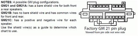 Opel Car Radio Stereo Audio Wiring Diagram Autoradio