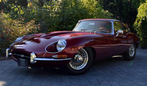 1968 Jaguar Xke 4.2l Coupe For Sale On Bat Auctions
