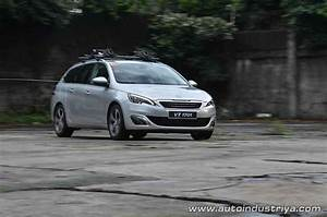 Peugeot 308 Allure : 2016 peugeot 308 sw allure bluehdi car reviews ~ Gottalentnigeria.com Avis de Voitures