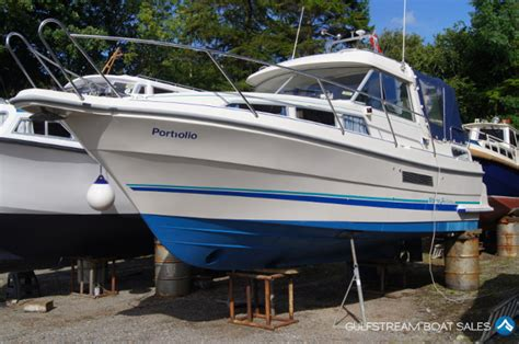 Boat Hull For Sale Ireland by Marex 280 For Sale Uk Ireland At Gulfstream Boat