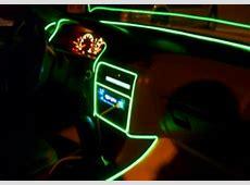 10 METERS 12V CAR DECORATION EL WIRE NEON LIGHT, Automo