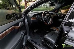 Tesla Interior Model X - tesla power 2020