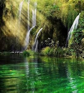 Waterfall | Beautiful Scenery | Pinterest