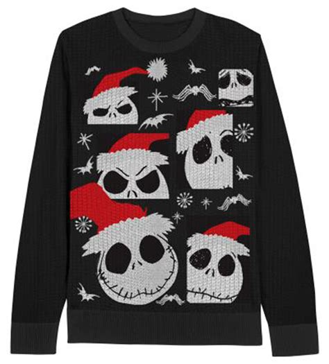 nightmare before sweater official nightmare before sweater