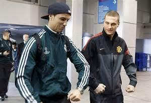 Nemanja Vidic not in Manchester United team for Real ...