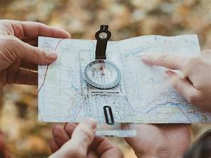 27 How To Use A Compass And Map