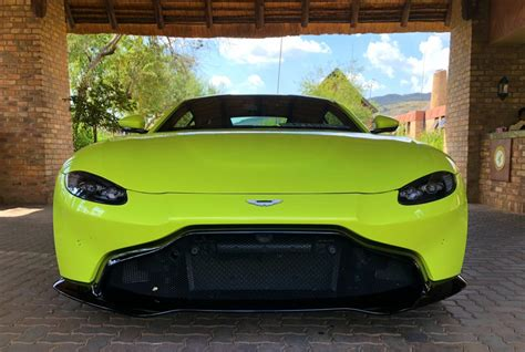 aston martin vantage price  south africa