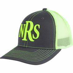 NRS Grey and Red Cap NRS Ranch Apparel Pinterest
