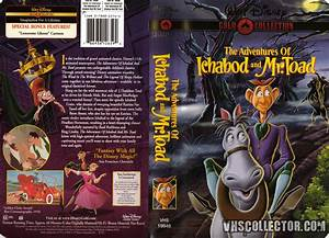 The Adventures Of Ichabod And Mr. Toad Dvd | www.imgkid ...