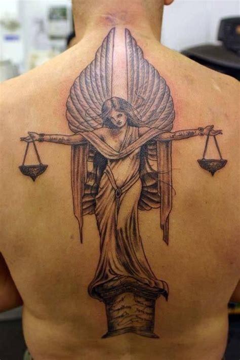 heavenly angel tattoos
