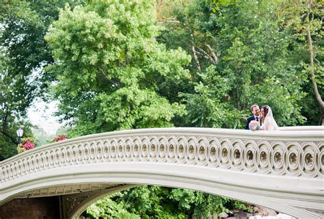 Central Park Elopement In Strawberry Fields Nyc