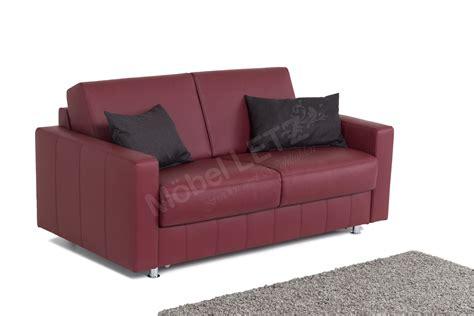 Sofa Farbe ändern by Messina Bali Schlafsofa Dunkelrot Schlafsofas