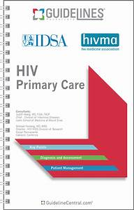 Hiv Primary Care Guidelines Pocket Guide  U0026 App