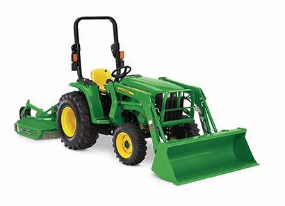 Compact 3038e Deere Tractor John Tractors Utility
