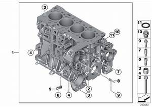 Mini R56 Lci  Coupe  Cooper Sd  Ece  Engine  Cylinder Head
