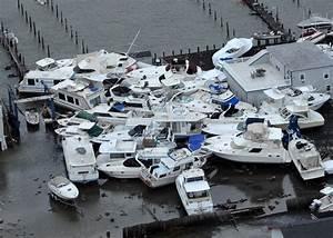 Sandy Hit N J  U0026 39 S Maritime Industry Hard  Insurer Says