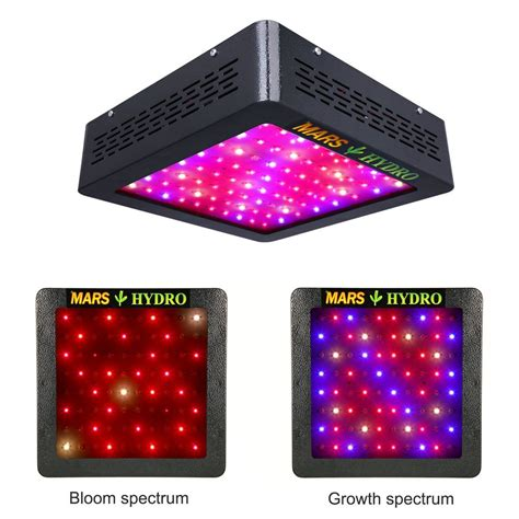 400w Led Grow Light by 400w Mars Hydro 2 Led Grow Light With Grow And Bloom Switches