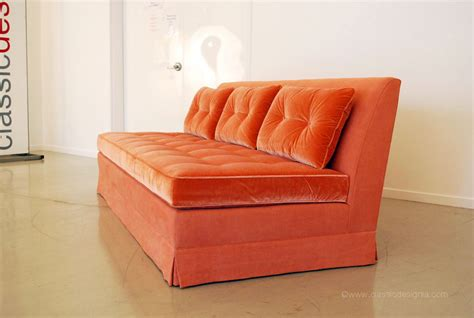 Banquette Sofa Mid Century 3 Piece Banquette Small West