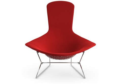 chaise bertoia blanche bertoia bird chair knoll milia shop