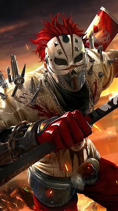 Fire Garena 4k Cool Wallpapers Mobile Iphone
