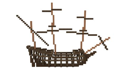 Minecraft Boat Hull by Minecraft Ship Building Guide 2 Frame