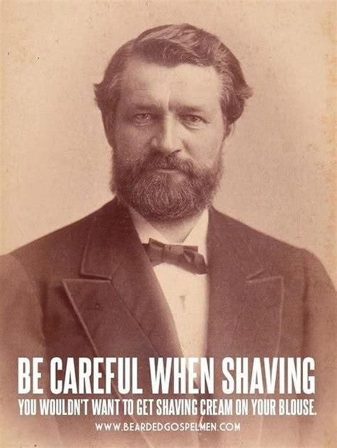 Beard Shaving Meme - be careful when shaving beard humor and funny pictures