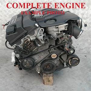 Bmw 1 3 Series E87 E90 120i 320i 150hp Bare Engine N46b20b