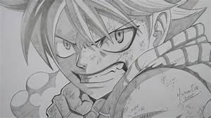 Drawing-Natsu-Fairy-Tail by MiltonCesar on DeviantArt