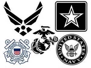 Military Marines Logo Vector