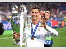 Cristiano Ronaldo to Juventus 201819 Champions League
