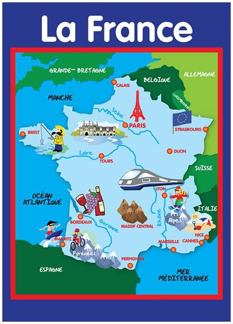 map of france regions - Google Search   French for kids ...
