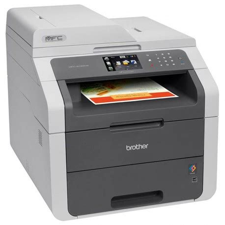 Full driver & software package file name: Brother Multifuncional Láser Color MFC 9130CW
