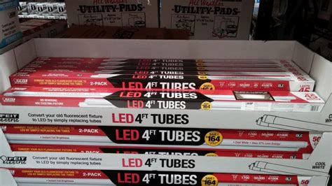 led tube lights costco led bulbs buzzing tr forums
