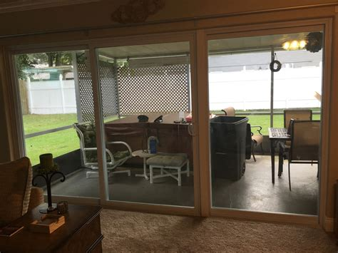 collection labor cost to install sliding glass door