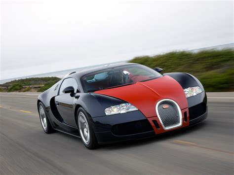 Bugati Car : Bugatti Veyron Pictures, Specs, Price, Engine & Top Speed