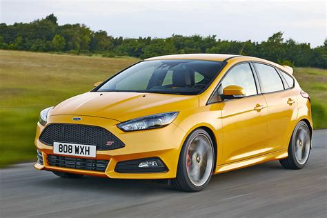 Ford Focus ST Facelift: Autosalon Paris 2014 - Bilder ...