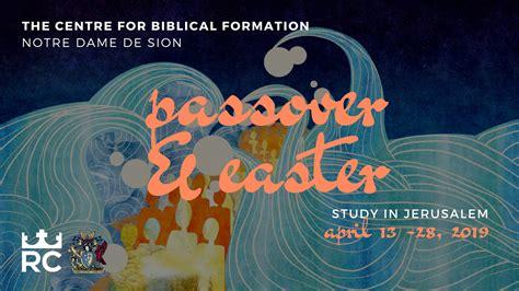 passover easter regis college