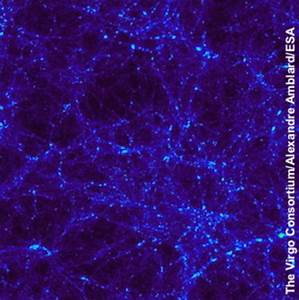 Physicists calculate the mass of dark matter