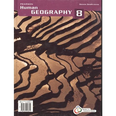 Pearson Canadian History 8  Human Geography 8 Dennis