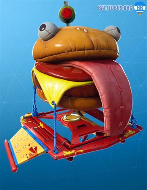 glidurrr fortnite glider part   durrr burger set