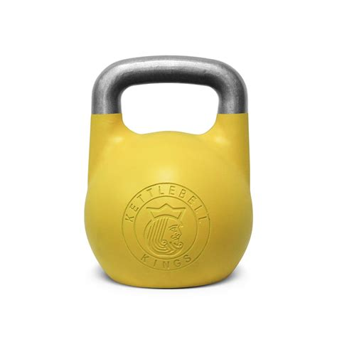 kettlebell kg competition kettlebells lb 32kg adjustable colored kettlebellkings colors handle kings 16kg each save guide contains weight two lbs