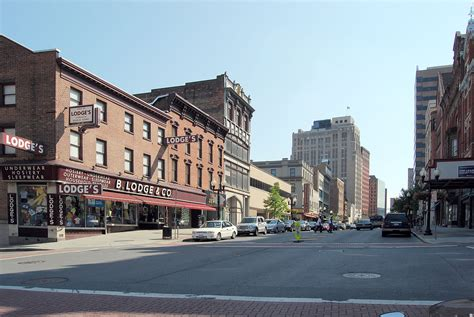downtown albany historic district wikipedia