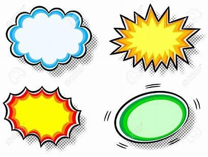 Burst Clipart Bubble Bubbles Explosion Vector Effect